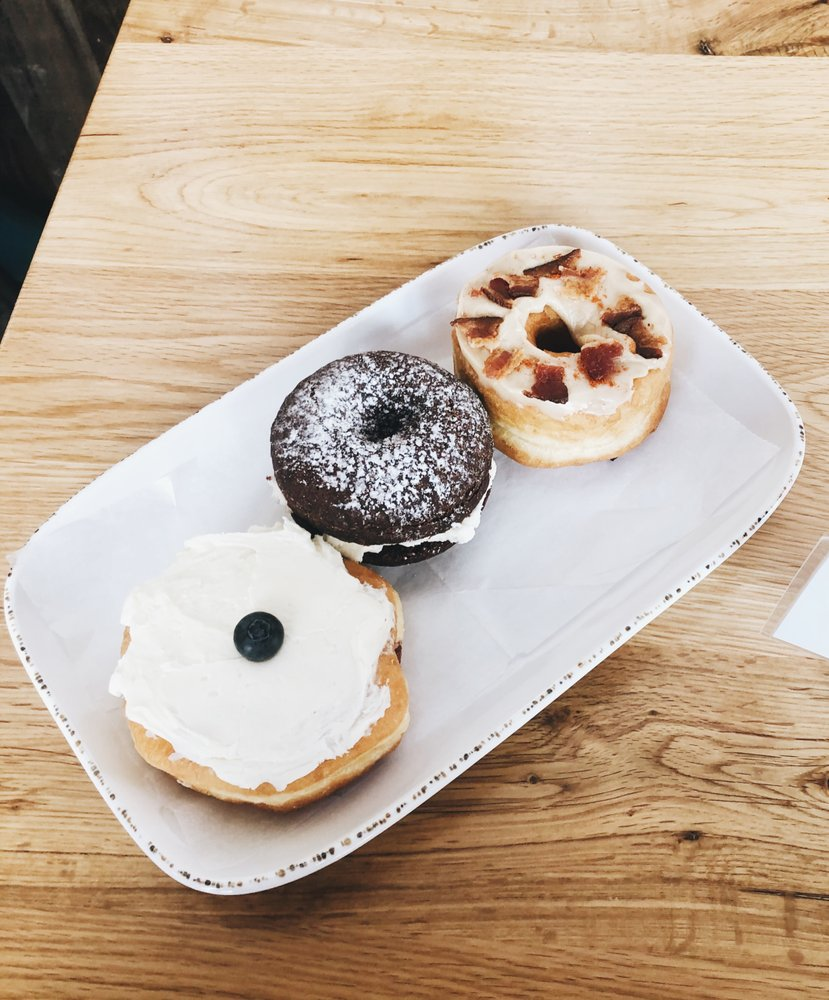 Food from Good Company Doughnuts & Cafe