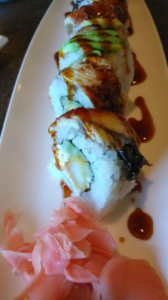 Tsunami Sushi: 109 W 3rd Ave, Moses Lake, WA