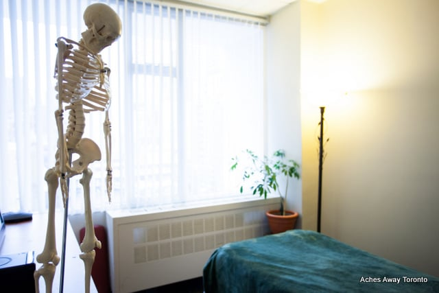 Mr Bones has overseen thousands of Massage Therapy