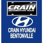Crain Hyundai of Bentonville - Car Dealers - 3000 SE ...
