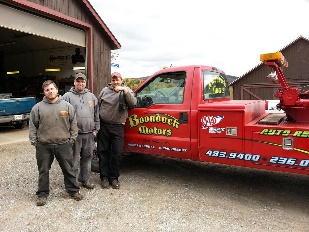 Boondock Motors: 670 Hollister Quarry Rd, Brandon, VT