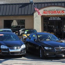 west chester autohaus dealerships 700 e market st west chester pa united states phone. Black Bedroom Furniture Sets. Home Design Ideas
