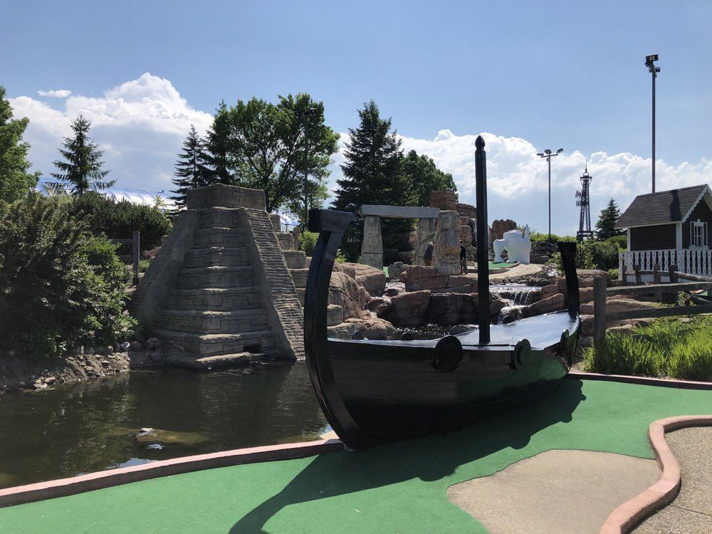 Sports Park Driving Range & Adventure Golf