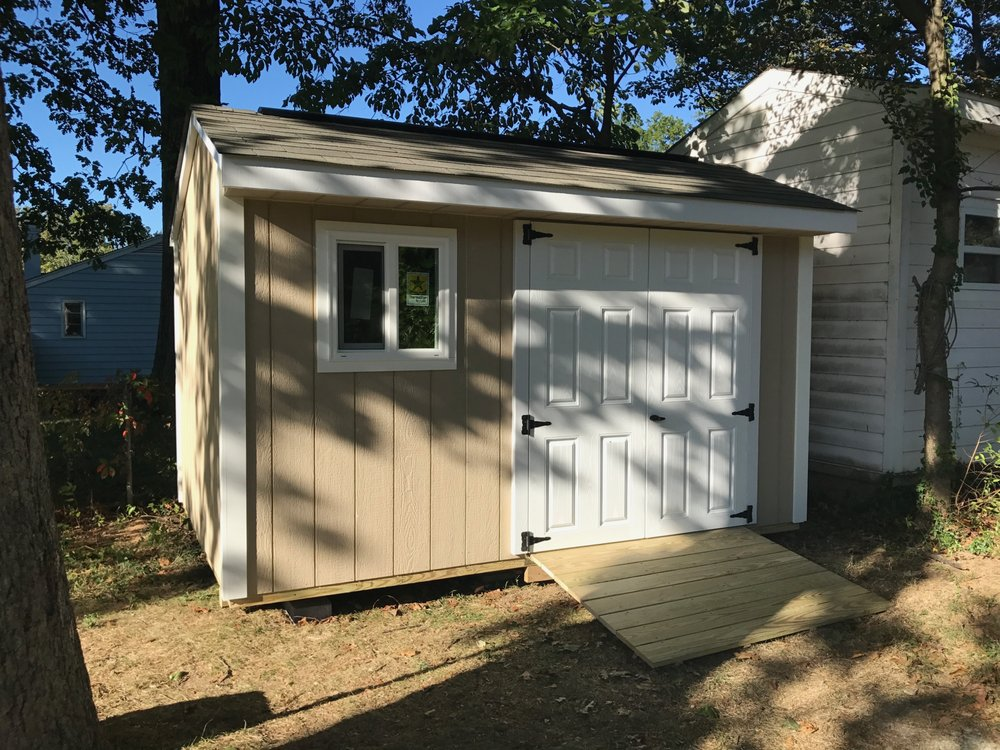 Five Star Sheds: Manassas, VA