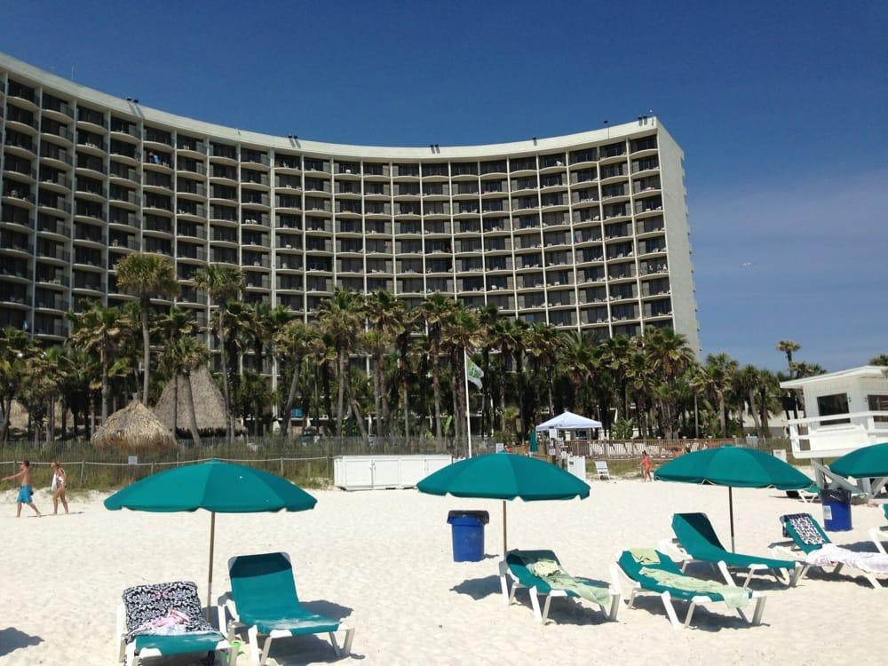 Holiday Inn Panama City Beach Resort Reviews