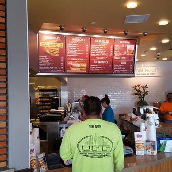Photo Of The Habit Burger Grill La Mesa Ca United States Front