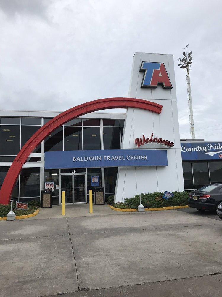 Travel Centers of America: 1024 US Hwy 301 S, Baldwin, FL