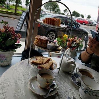 Marie Louise Tea Rooms Dublin