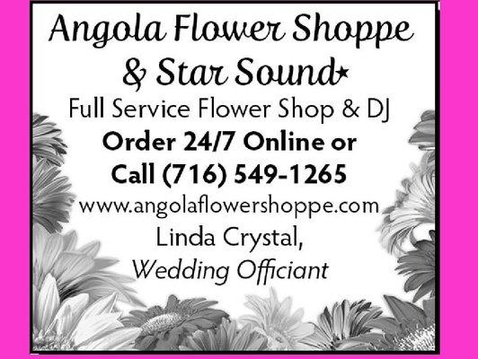 shoppe online angola flower shoppe star sound closed florists 160 lake