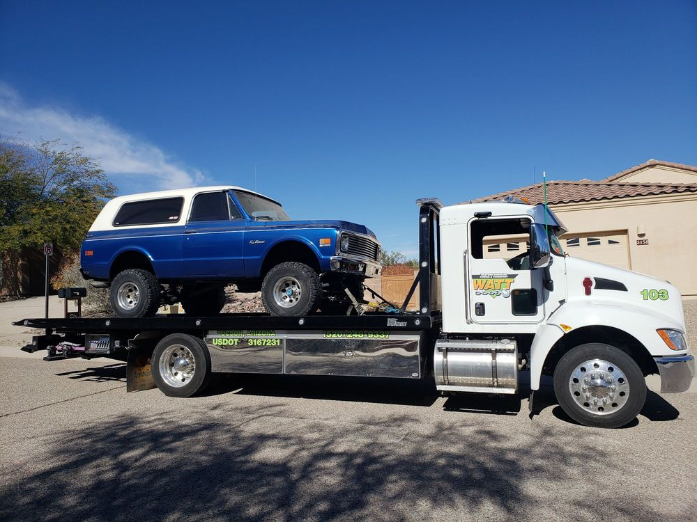 Towing business in Valencia West, AZ