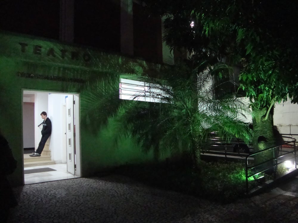 Teatro Décio de Almeida Prado