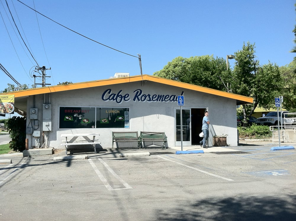 Cafe rosemead gesloten foto s reviews