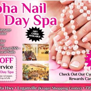Alpha nails spa 4743 atlanta hwy loganville ga for 24 hour nail salon atlanta