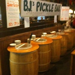Photo Of Bj Pumpernickels Olney Md United States Free Pickle Bar