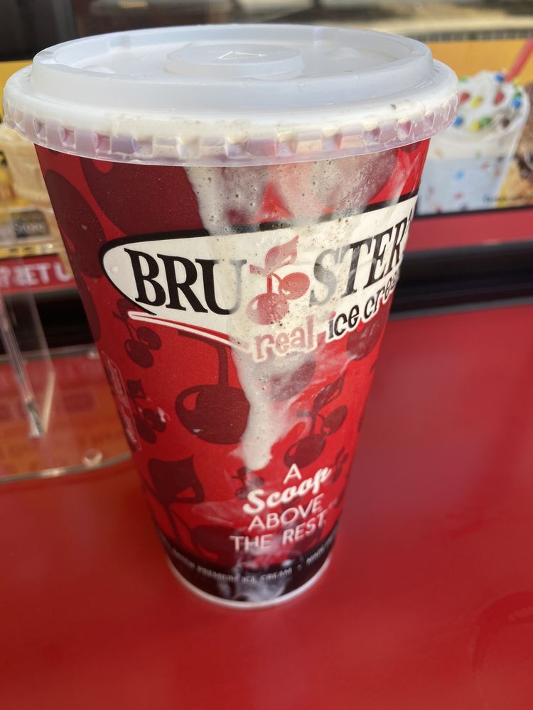 Brusters Real Ice Cream: 4001 Town Center Blvd, Bowie, MD
