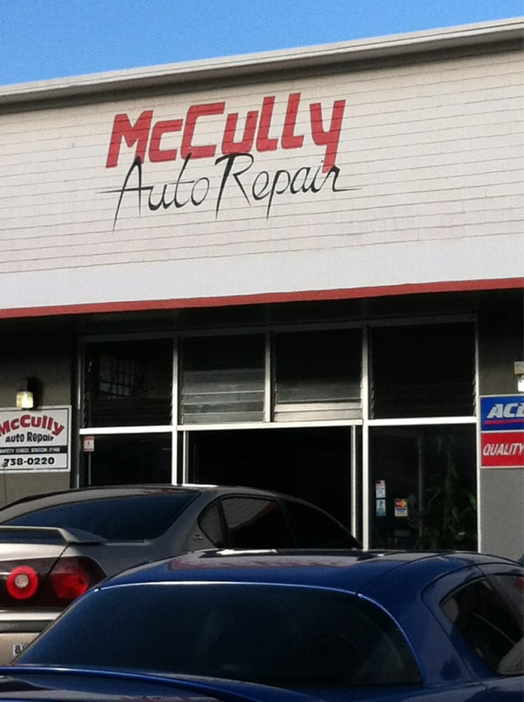 McCully Auto Repair