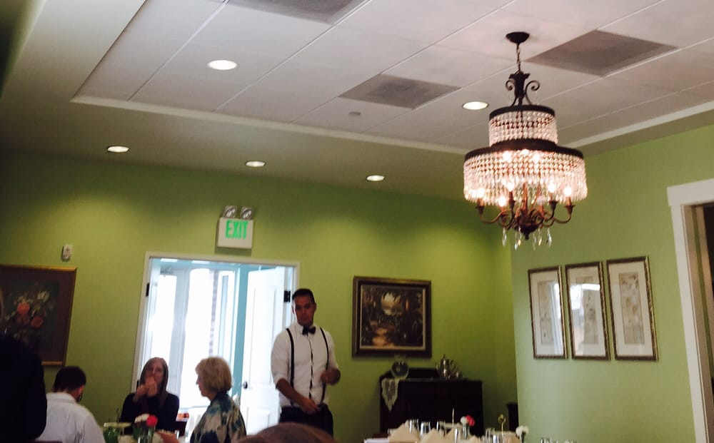 The Denver Tea Room Food, Tea Rooms - Locu