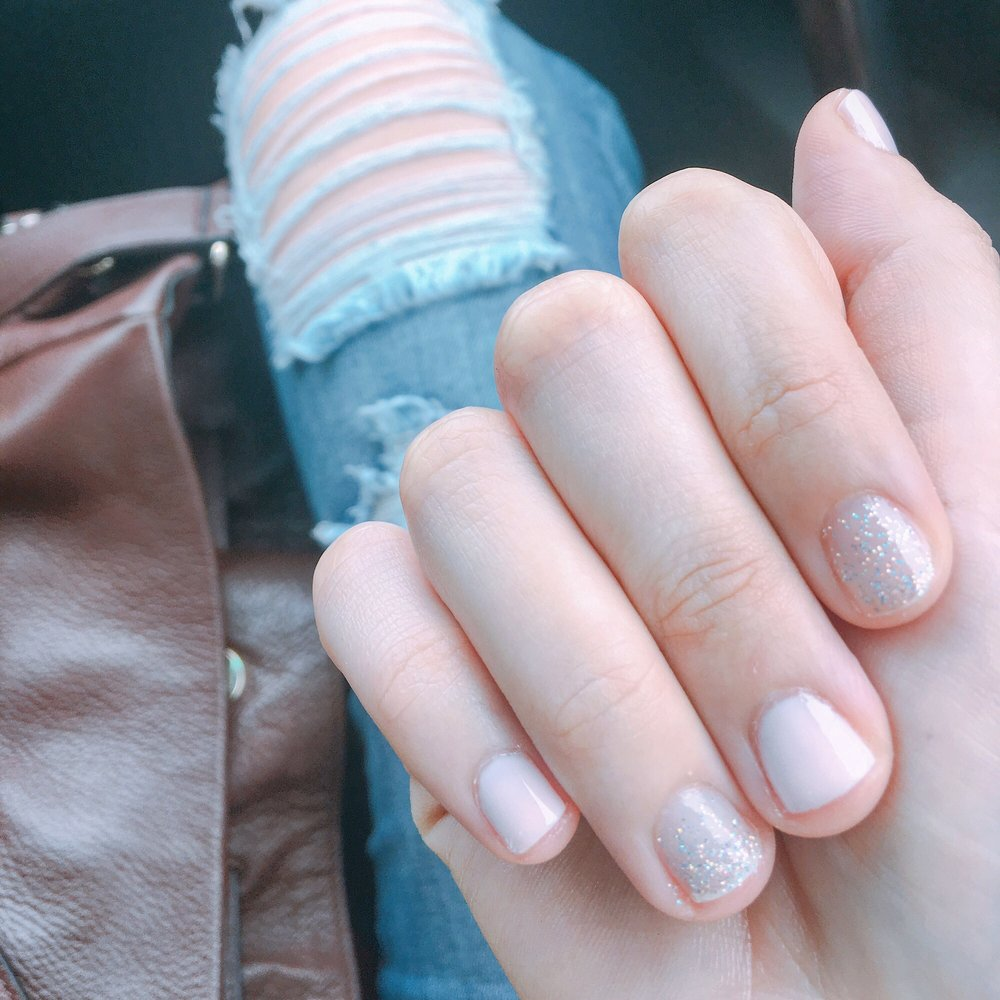 First time having my nails done, and I was so satisfied! I love ...