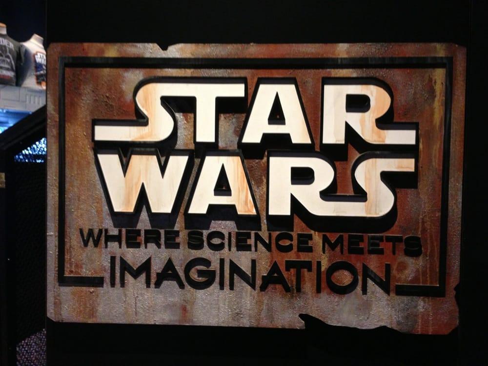Star Wars: Where Science Meets Imagination: 777 E Princeton St, Orlando, FL
