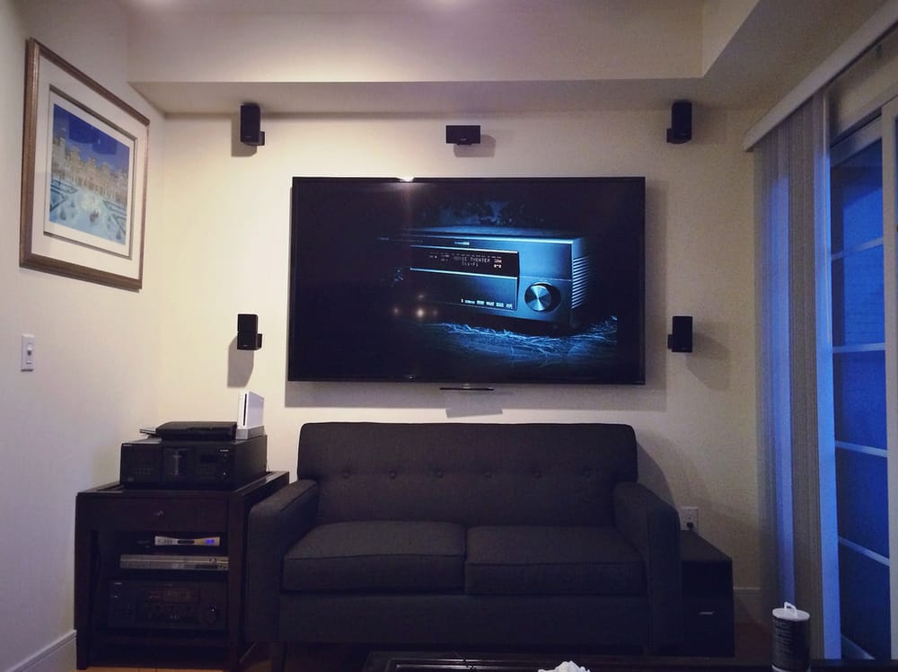 5 1 bose sound system installation and setup surround. Black Bedroom Furniture Sets. Home Design Ideas