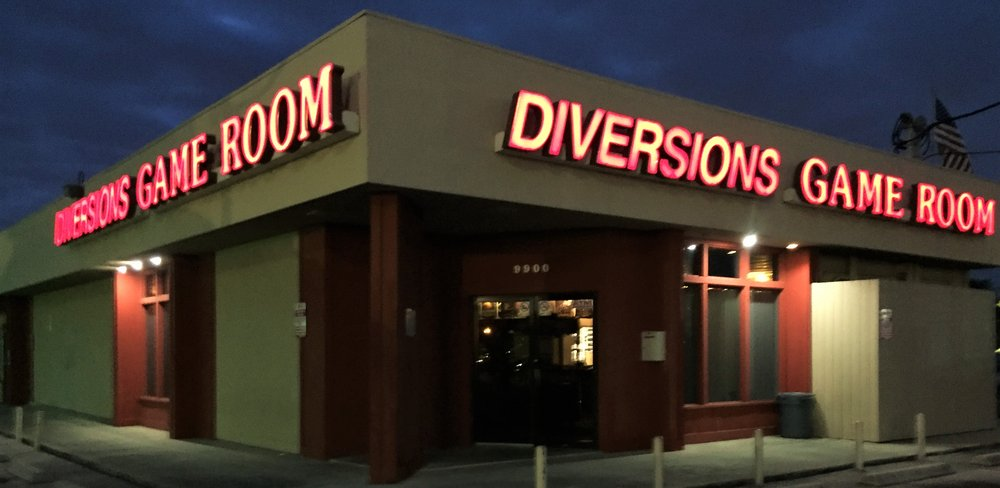 Diversions Game Room