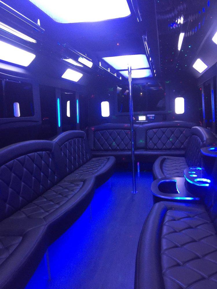 Think Escape Party Bus Rentals