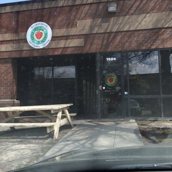 Photo Of Apple Spice Junction   Richmond, VA, United States. Front Door Of