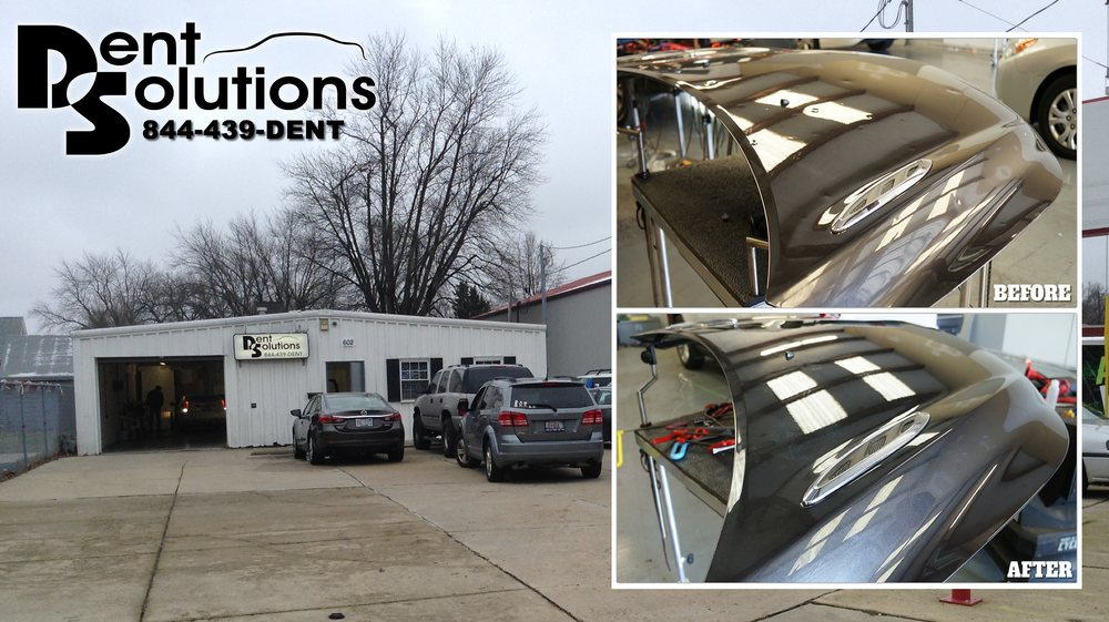 Dent Solutions: 2653 Vz County Rd 2801, Mabank, TX