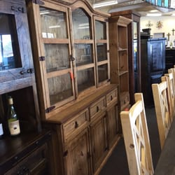 Photo Of Rustic Design Company   Seabrook, TX, United States. Beautiful  Hutch.