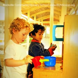 Photo Of Rockville Community Nursery School Md United States Exploring Our