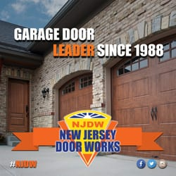 Photo Of New Jersey Door Works Hillside Nj United States Garage