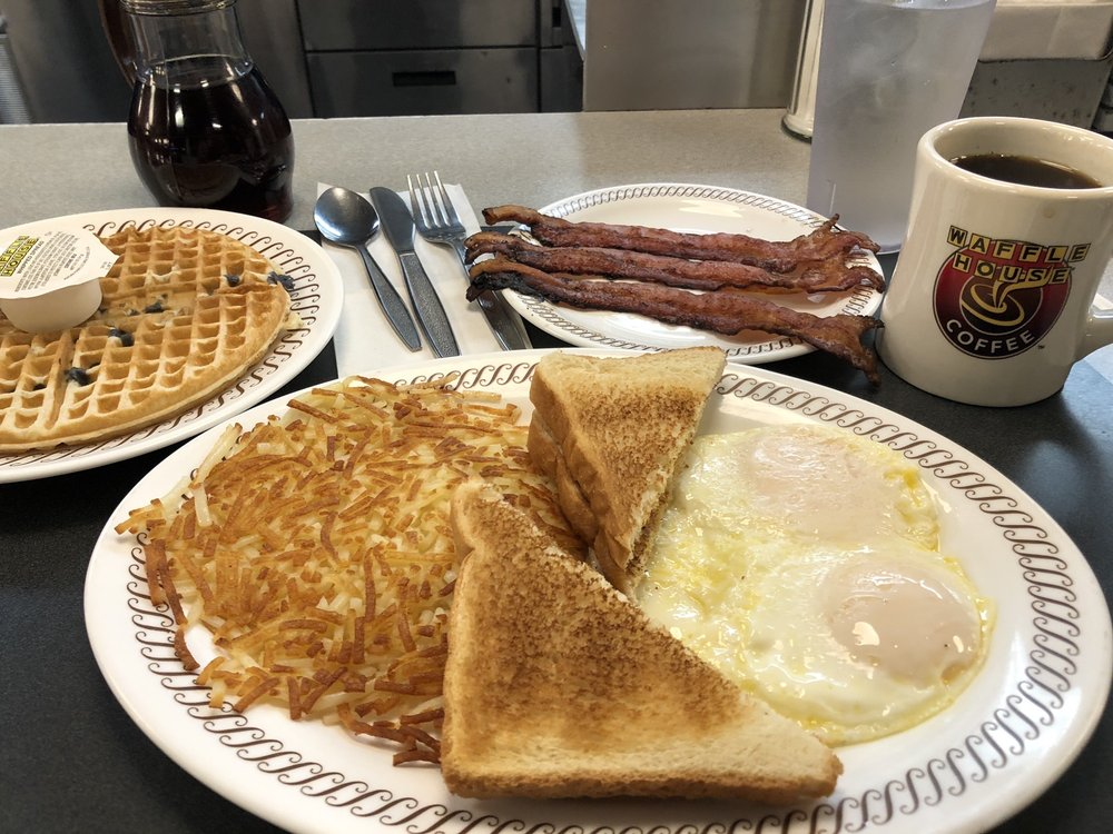 Waffle House: 9009 Highway 71 S, Fort Smith, AR