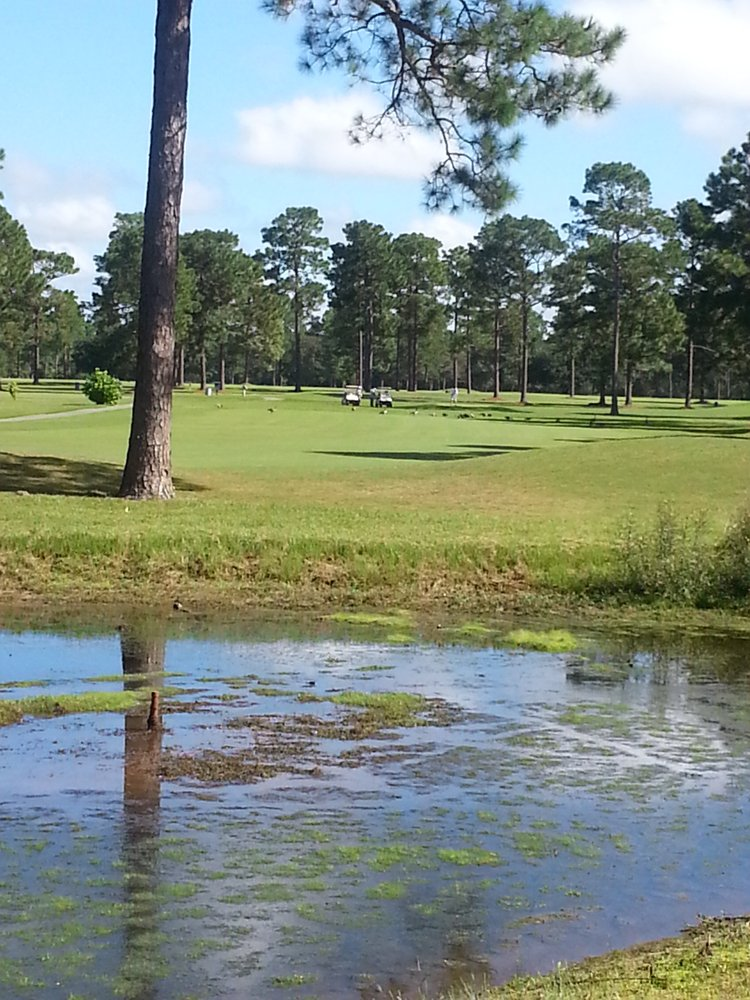 Whispering Pines Golf Course: 18412 Hwy 613, Moss Point, MS