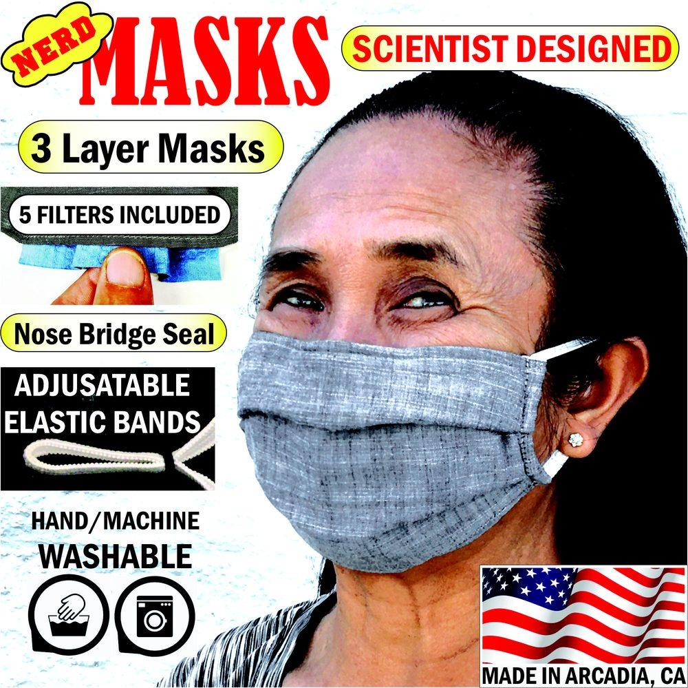 My BFF Masks: 11627 Clarke St, Arcadia, CA