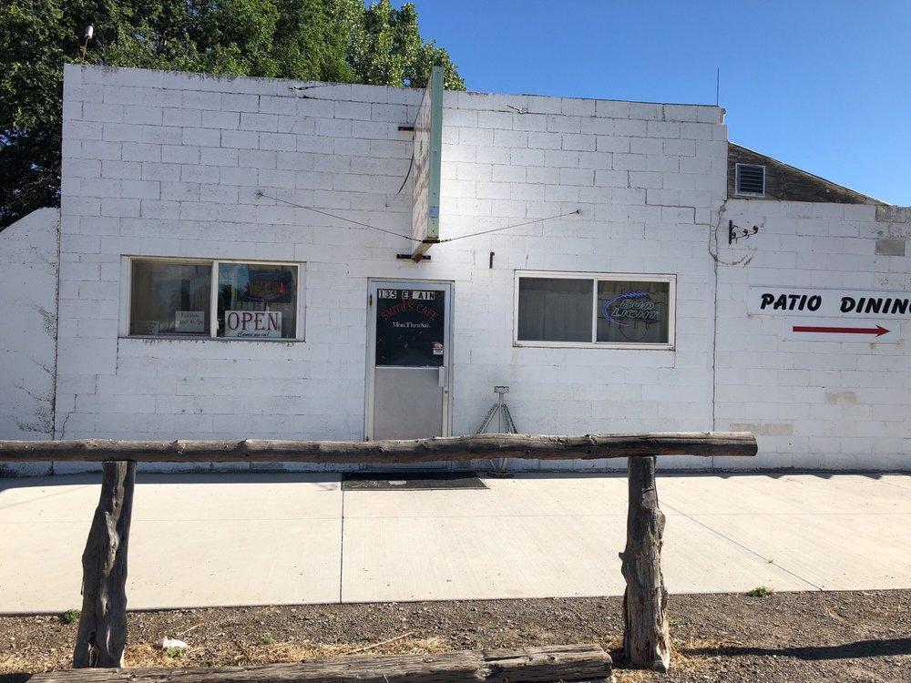 Judy's Cafe: 135 E Main St, Oakley, ID