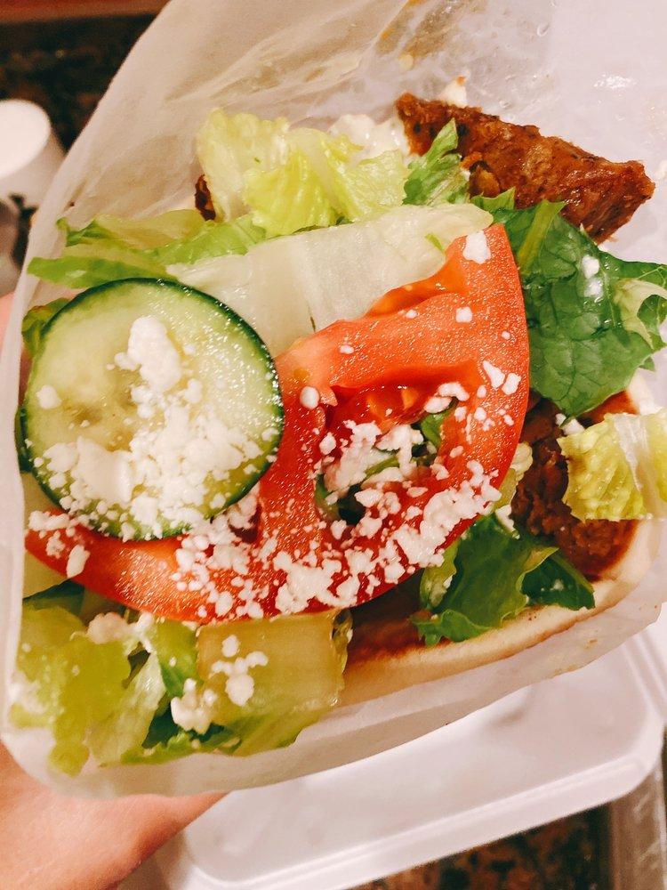 Food from Greek Pita