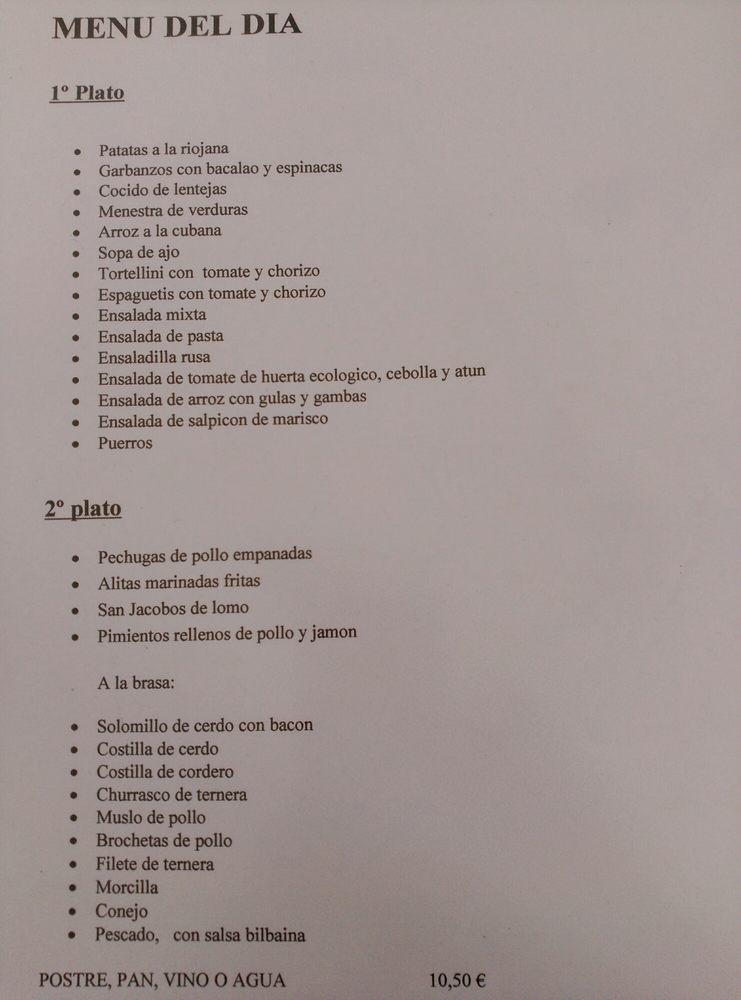 Asador EL Buen Yantar Martires, 19