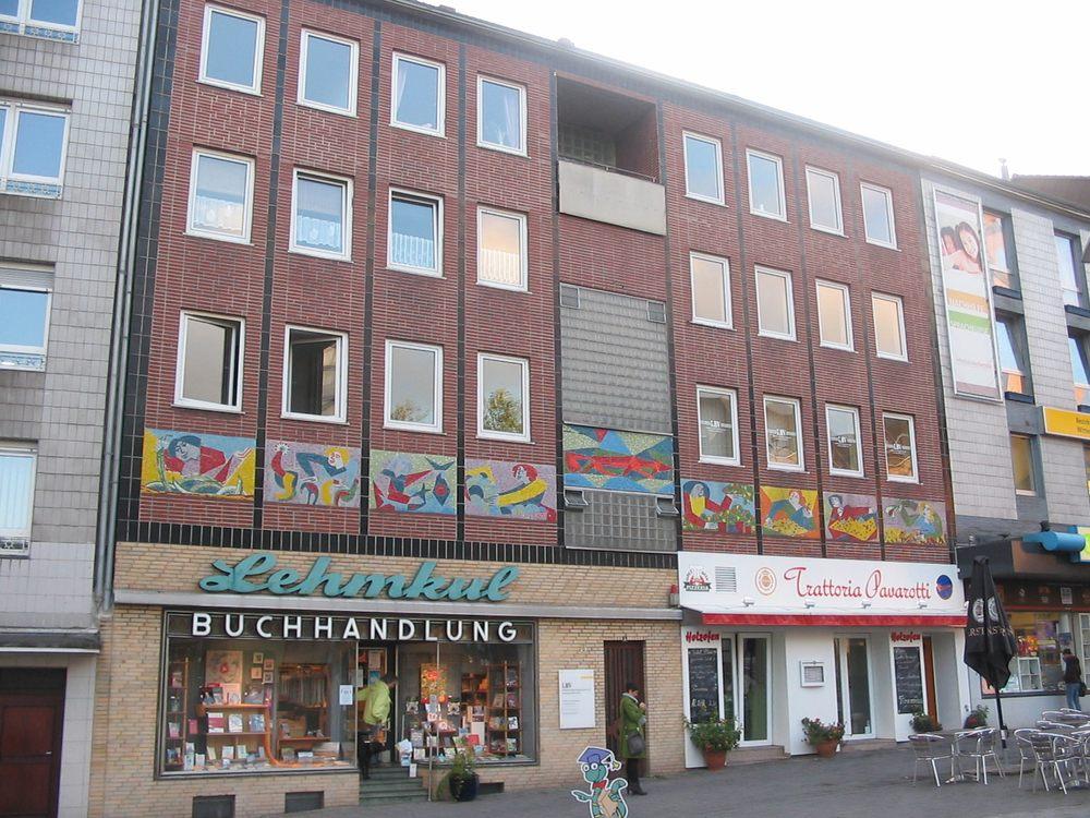 trattoria pavarotti pizza marktstr 5 witten nordrhein westfalen beitr ge zu restaurants. Black Bedroom Furniture Sets. Home Design Ideas