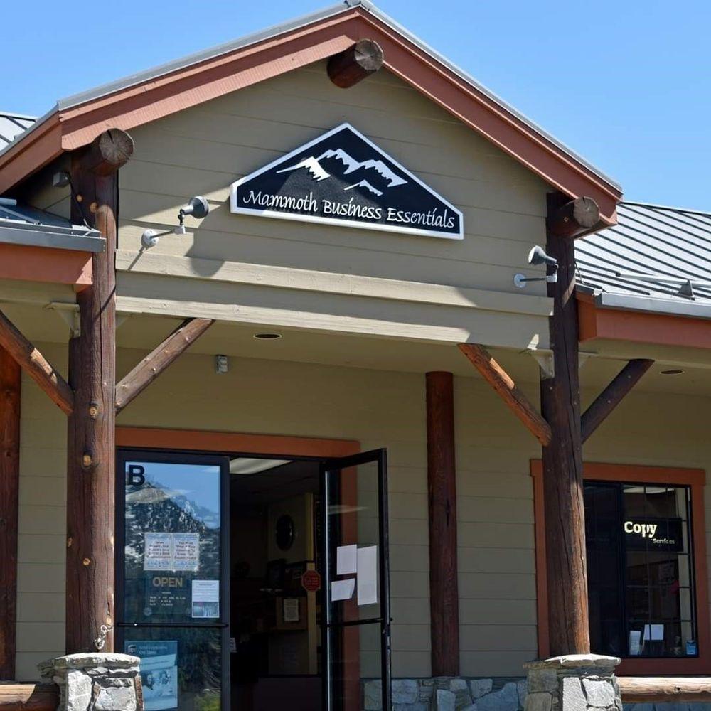 MAMMOTH BUSINESS ESSENTIALS: 1934 Meridian Blvd, Mammoth Lakes, CA