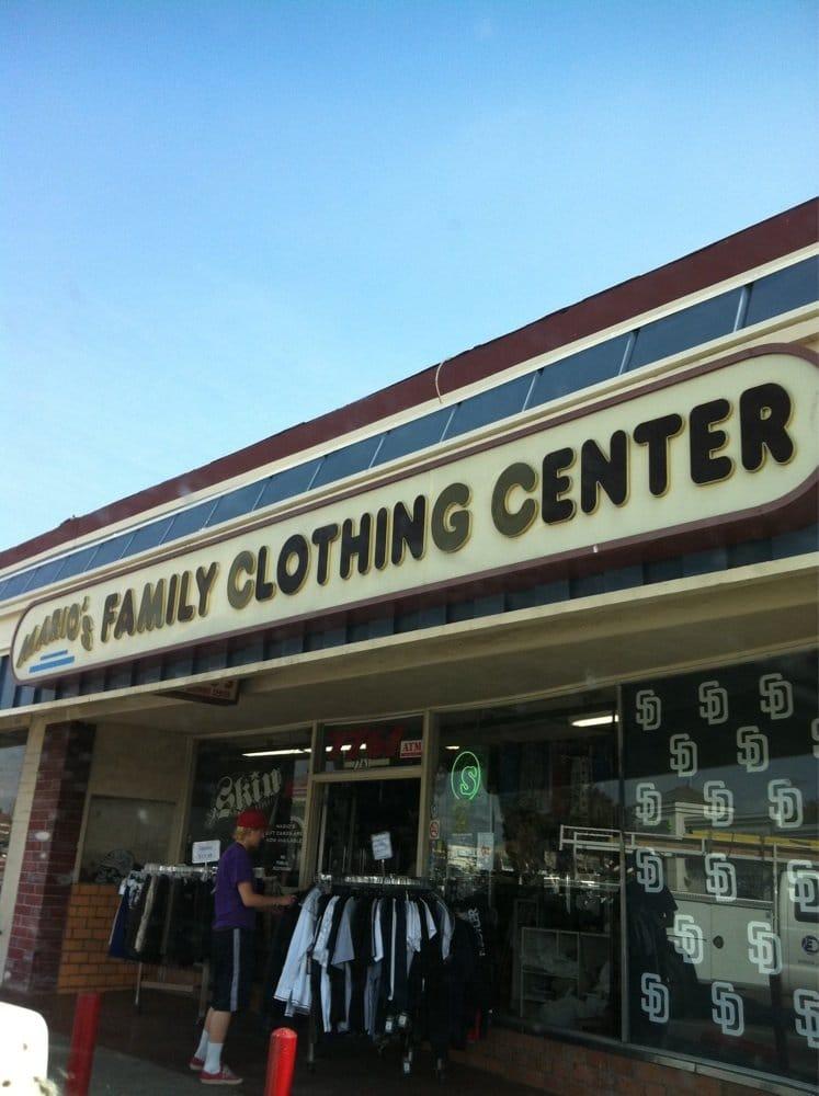 Mario S Family Clothing Lemon Grove