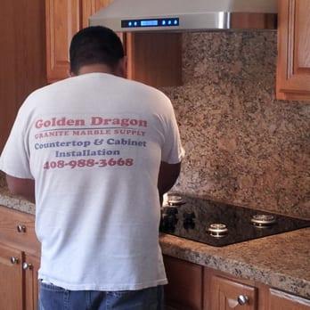 photo of golden dragon granite supply santa clara ca united states after