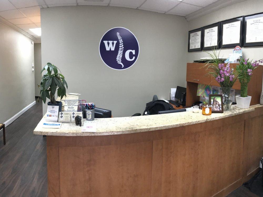 Whitestone Chiropractic Office: 214-11 41st Ave, Bayside, NY