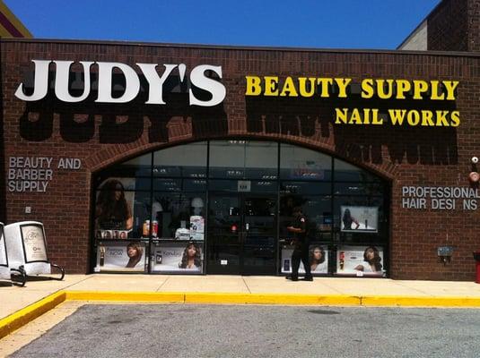 Judy S Beauty Supply Rhode Island Ave