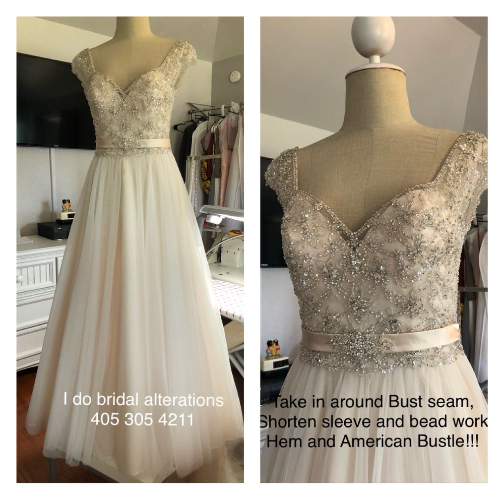 I DO Bridal Alterations
