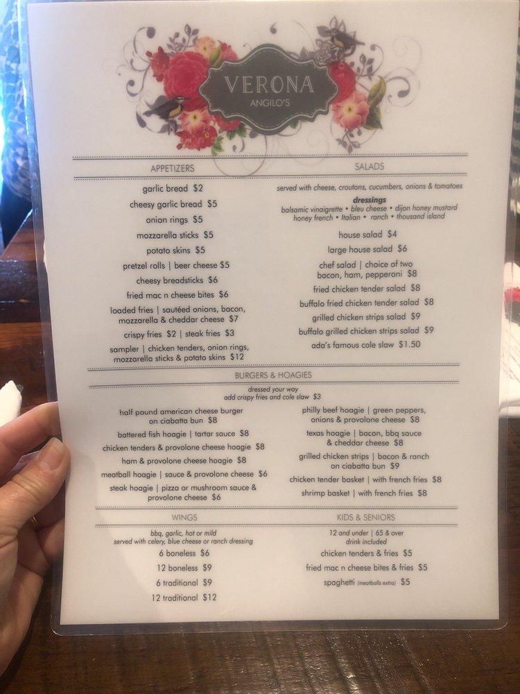 Photo of Verona Angilo's Pizza: Verona, KY