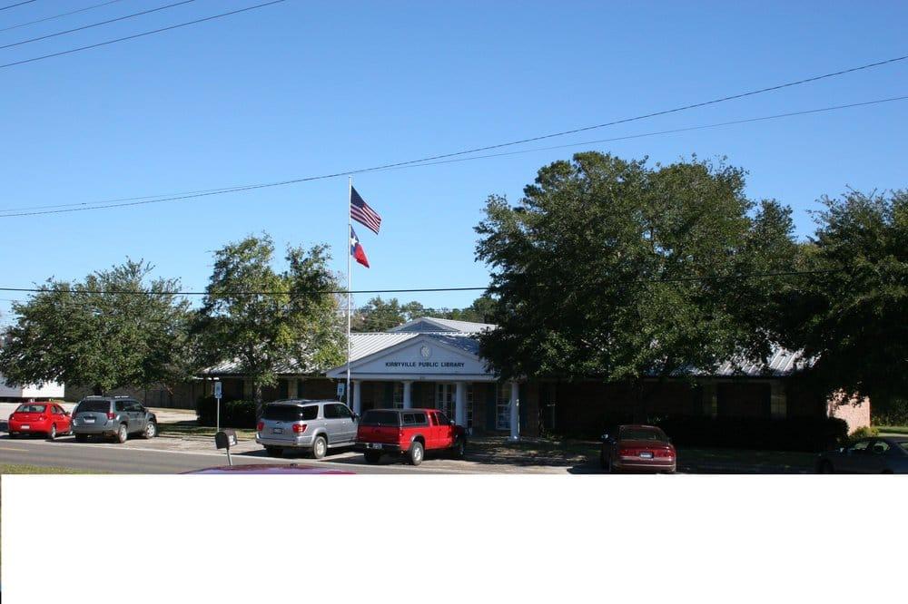 Kirbyville Public Libary: 210 S Elizabeth Ave, Kirbyville, TX
