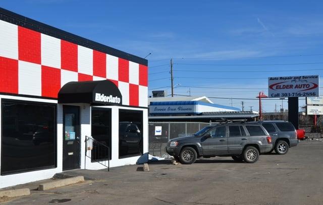 Elder Auto: 5555 E Evans Ave, Denver, CO