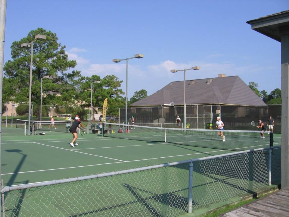 Raveneaux Country Club Has 12 Tennis Courts Yelp