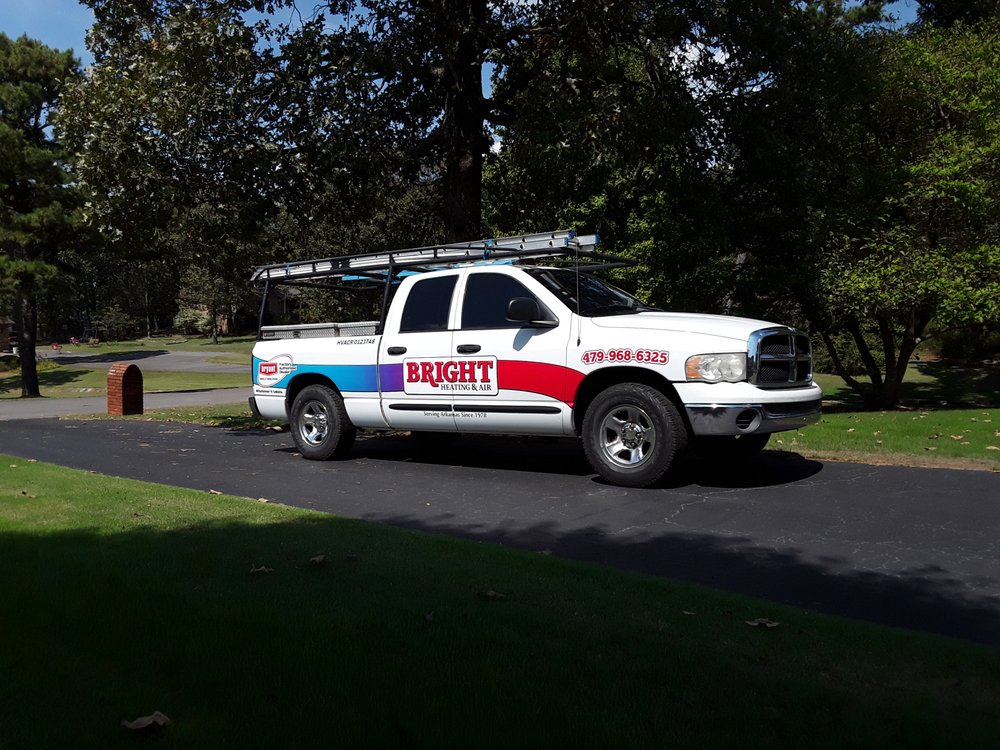 Bright Heating & Air: Fayetteville, AR