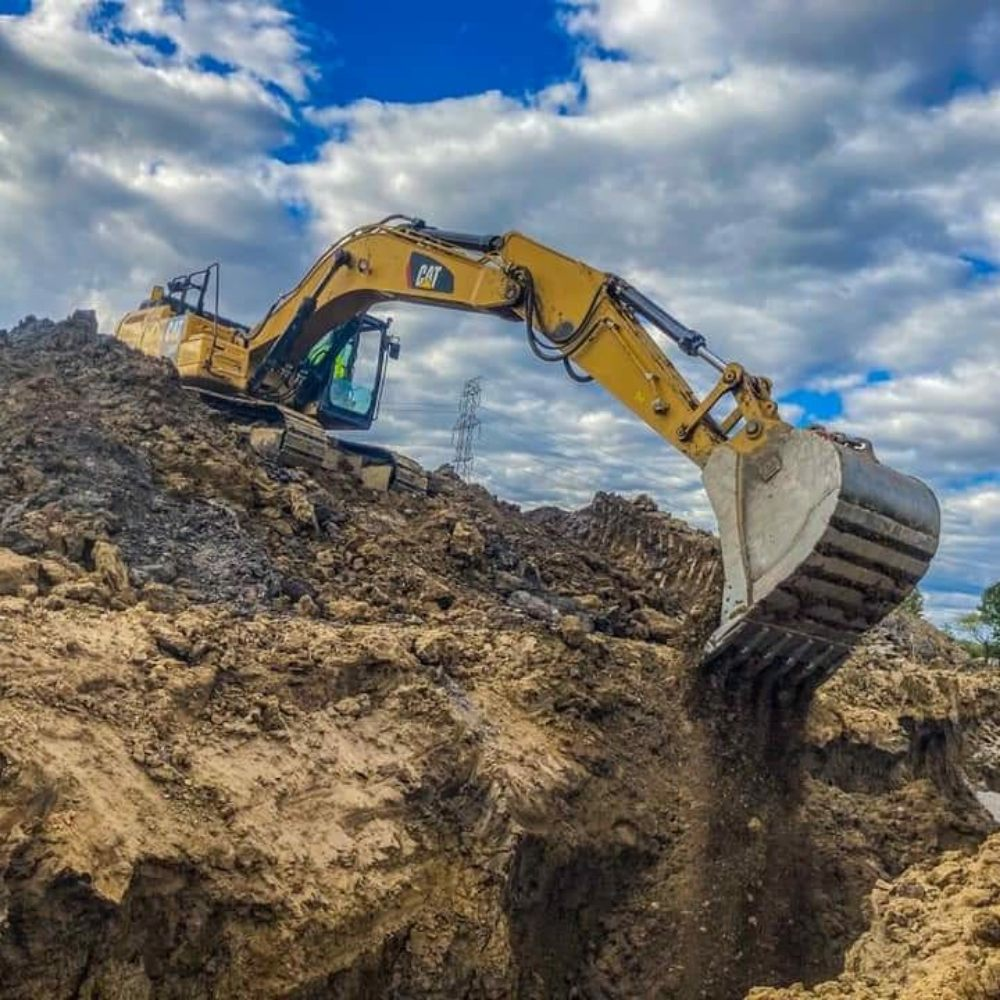 Above Grade Excavating: 9899 Lower Valley Pike, Medway, OH